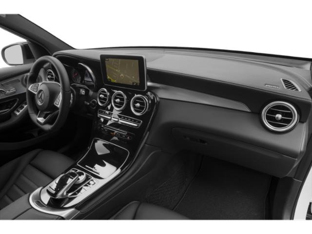2019 Mercedes-Benz GLC Base Price AMG GLC 43 4MATIC SUV Pricing passenger's dashboard