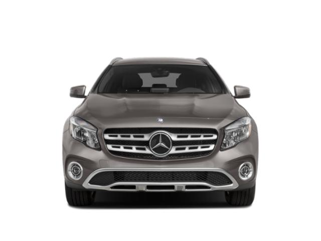 2019 Mercedes-Benz GLA Base Price GLA 250 4MATIC SUV Pricing front view
