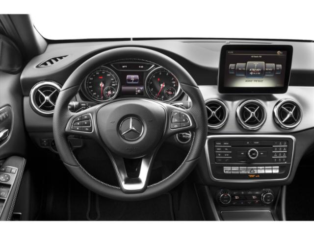 2019 Mercedes-Benz GLA Base Price GLA 250 4MATIC SUV Pricing driver's dashboard