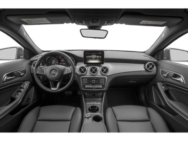 2019 Mercedes-Benz GLA Base Price GLA 250 SUV Pricing full dashboard