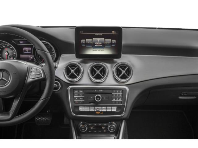 2019 Mercedes-Benz GLA Base Price GLA 250 4MATIC SUV Pricing stereo system