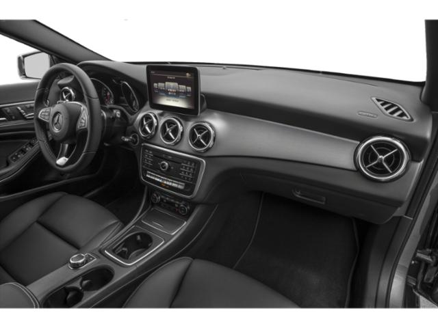 2019 Mercedes-Benz GLA Base Price GLA 250 4MATIC SUV Pricing passenger's dashboard