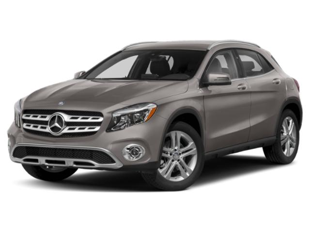 2019 Mercedes-Benz GLA Base Price GLA 250 4MATIC SUV Pricing