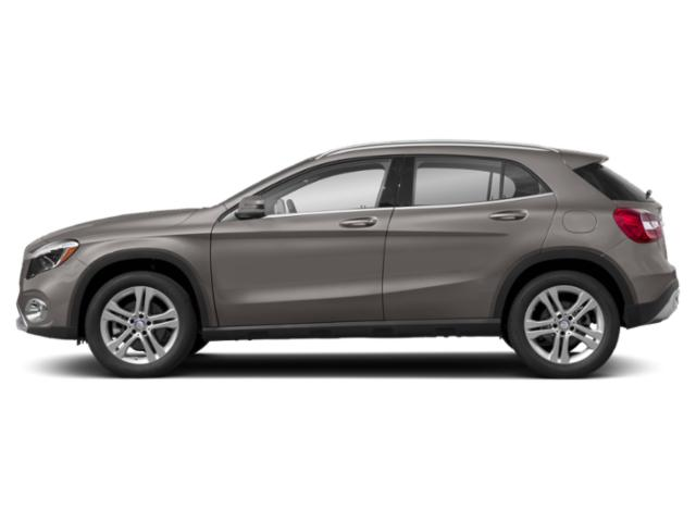 2019 Mercedes-Benz GLA Base Price GLA 250 4MATIC SUV Pricing side view