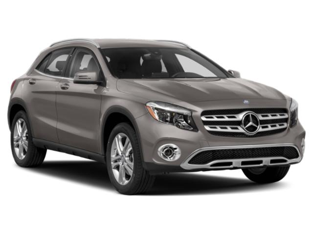 2019 Mercedes-Benz GLA Base Price GLA 250 4MATIC SUV Pricing side front view