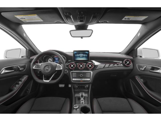 2019 Mercedes-Benz GLA Pictures GLA AMG GLA 45 4MATIC SUV photos full dashboard
