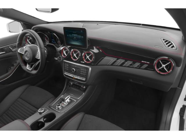 2019 Mercedes-Benz GLA Base Price AMG GLA 45 4MATIC SUV Pricing passenger's dashboard