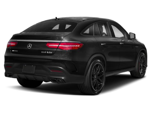 2019 Mercedes-Benz GLE Pictures GLE AMG GLE 63 S 4MATIC Coupe photos side rear view