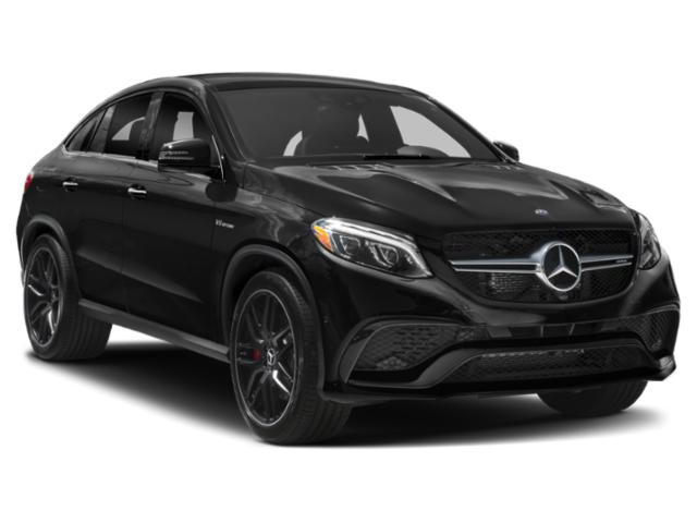 2019 Mercedes-Benz GLE Base Price AMG GLE 63 S 4MATIC Coupe Pricing side front view