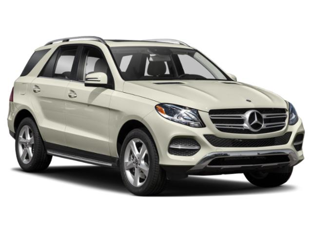 2019 Mercedes-Benz GLE Base Price GLE 400 4MATIC SUV Pricing side front view