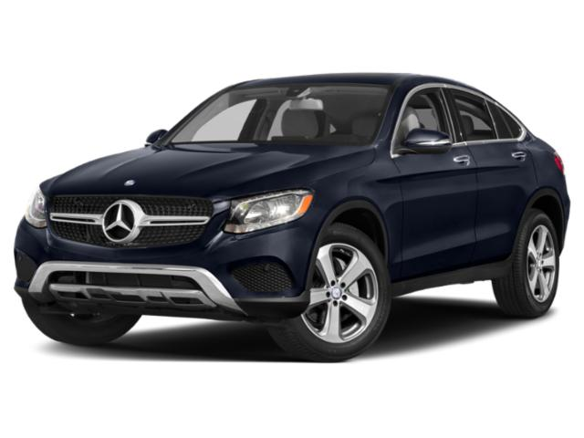 2019 Mercedes-Benz GLC Pictures GLC AMG GLC 43 4MATIC Coupe photos side front view