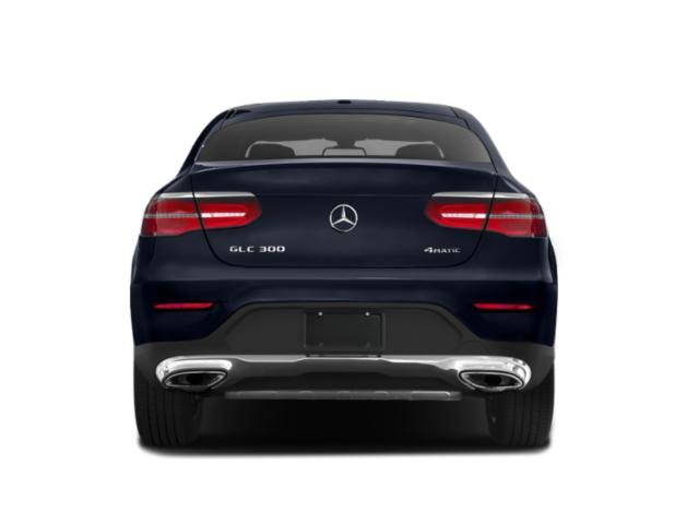 2019 Mercedes-Benz GLC Pictures GLC AMG GLC 43 4MATIC Coupe photos rear view