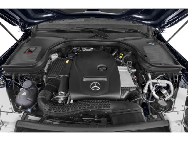 2019 Mercedes-Benz GLC Pictures GLC AMG GLC 43 4MATIC Coupe photos engine