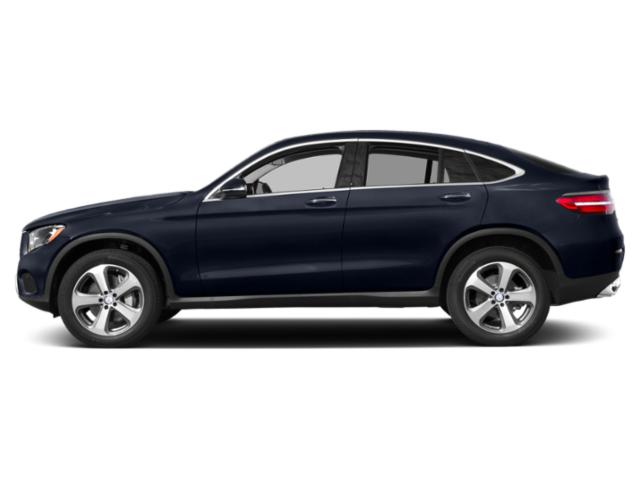 2019 Mercedes-Benz GLC Pictures GLC GLC 300 4MATIC Coupe photos side view