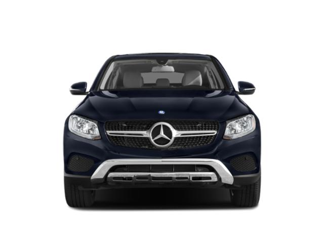 2019 Mercedes-Benz GLC Pictures GLC GLC 300 4MATIC Coupe photos front view