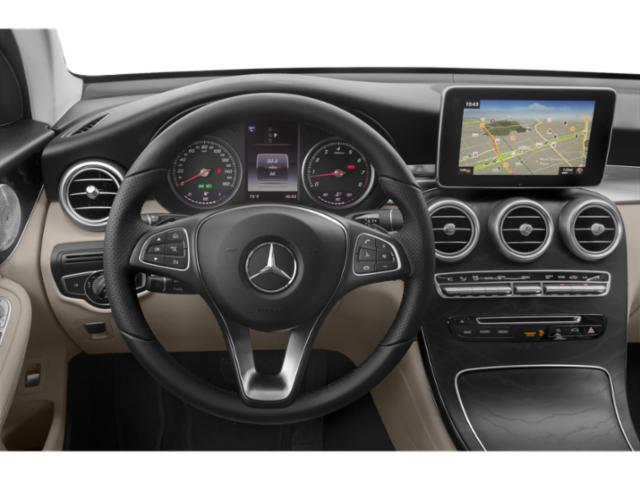 2019 Mercedes-Benz GLC Pictures GLC GLC 300 4MATIC Coupe photos driver's dashboard
