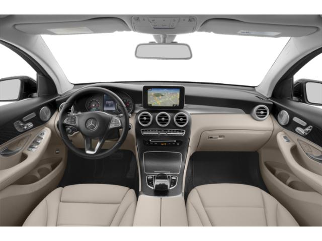 2019 Mercedes-Benz GLC Pictures GLC GLC 300 4MATIC Coupe photos full dashboard