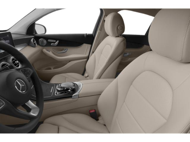 2019 Mercedes-Benz GLC Pictures GLC GLC 300 4MATIC Coupe photos front seat interior