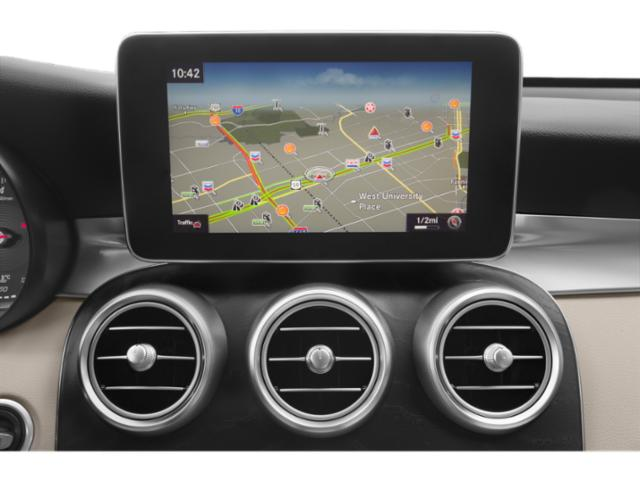 2019 Mercedes-Benz GLC Pictures GLC GLC 300 4MATIC Coupe photos navigation system