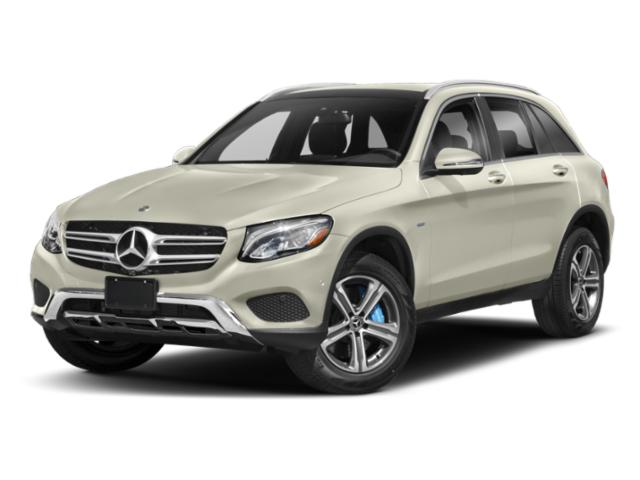 2019 Mercedes-Benz GLC Base Price GLC 350e 4MATIC SUV Pricing side front view