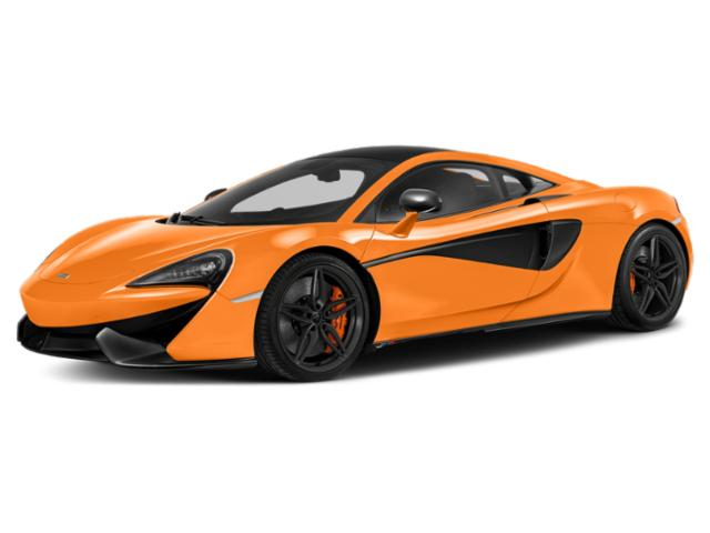 2019 McLaren 570S Base Price Coupe Pricing side front view