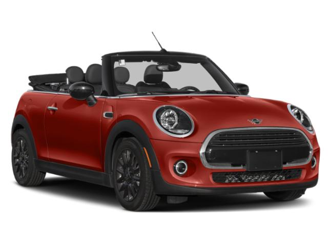 2019 MINI Convertible Base Price John Cooper Works FWD Pricing side front view