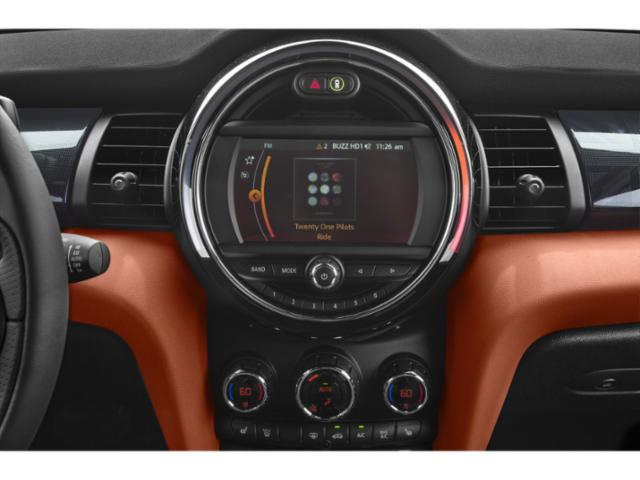2019 MINI Convertible Base Price John Cooper Works FWD Pricing stereo system