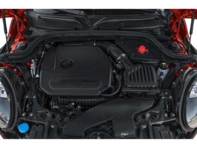 2019 MINI Convertible Pictures Convertible Cooper FWD photos engine
