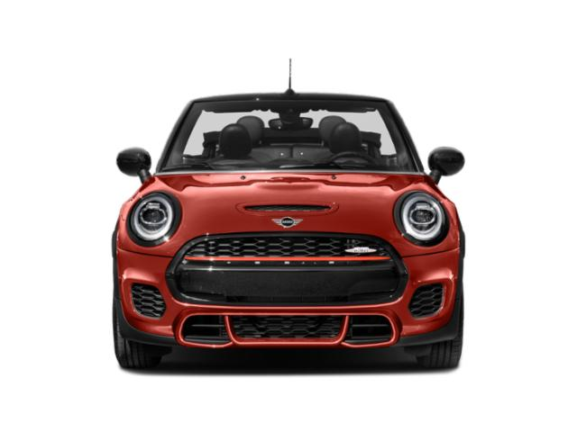 2019 MINI Convertible Base Price John Cooper Works FWD Pricing front view