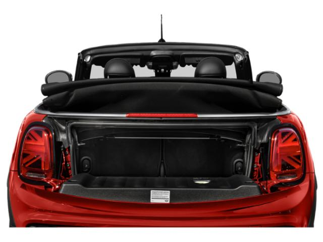2019 MINI Convertible Base Price John Cooper Works FWD Pricing open trunk
