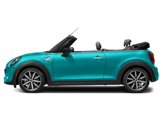 2019 MINI Convertible Pictures Convertible Cooper FWD photos side view