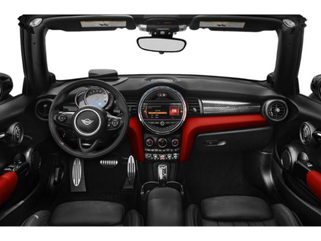 2019 MINI Convertible Pictures Convertible Cooper FWD photos full dashboard