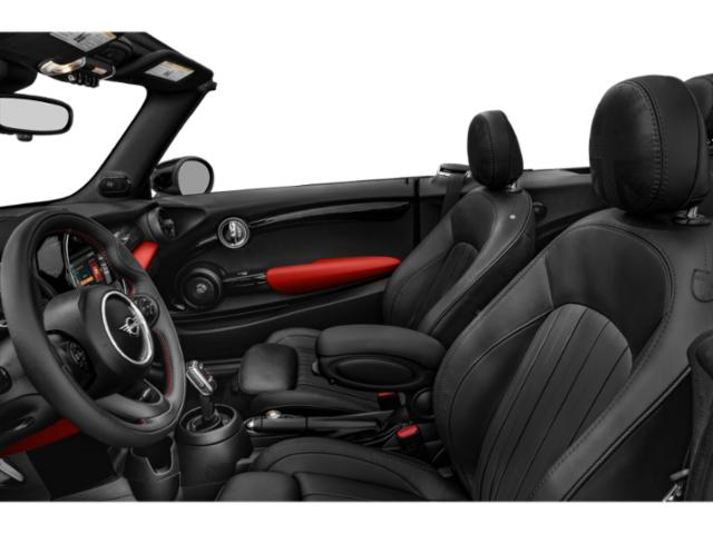 2019 MINI Convertible Pictures Convertible Cooper FWD photos front seat interior