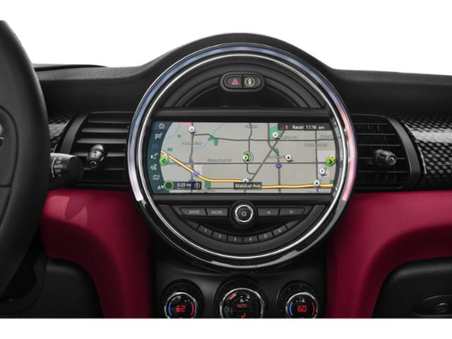2019 MINI Convertible Pictures Convertible Cooper FWD photos navigation system