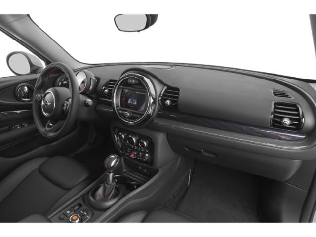 2019 MINI Clubman Base Price Cooper S FWD Pricing passenger's dashboard