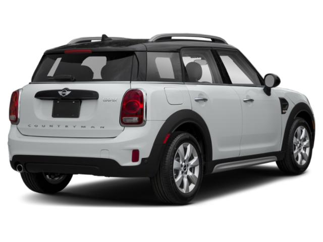 2019 MINI Countryman Base Price John Cooper Works ALL4 Pricing side rear view