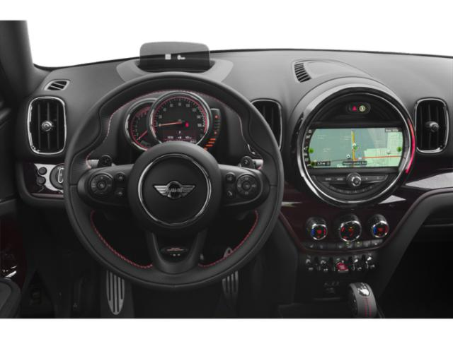 2019 MINI Countryman Pictures Countryman John Cooper Works ALL4 photos driver's dashboard
