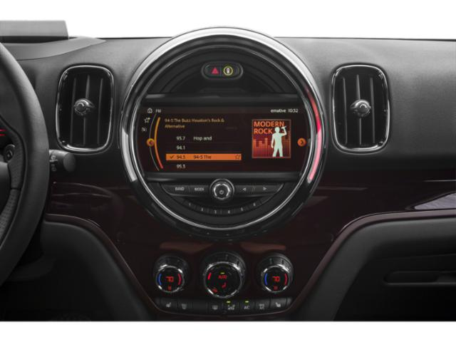 2019 MINI Countryman Pictures Countryman John Cooper Works ALL4 photos stereo system