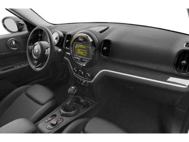 2019 MINI Countryman Pictures Countryman Cooper FWD photos passenger's dashboard