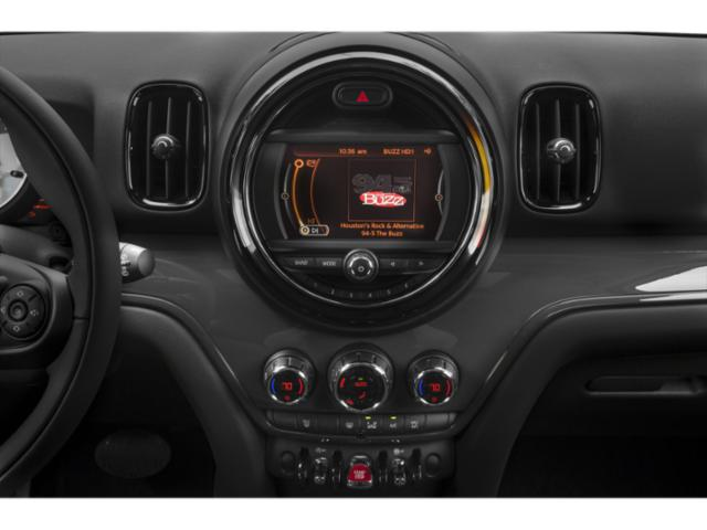 2019 MINI Countryman Base Price John Cooper Works ALL4 Pricing stereo system