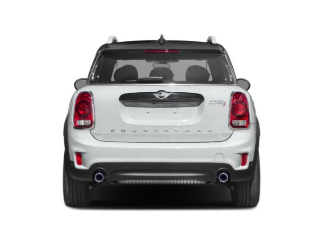 2019 MINI Countryman Pictures Countryman John Cooper Works ALL4 photos rear view