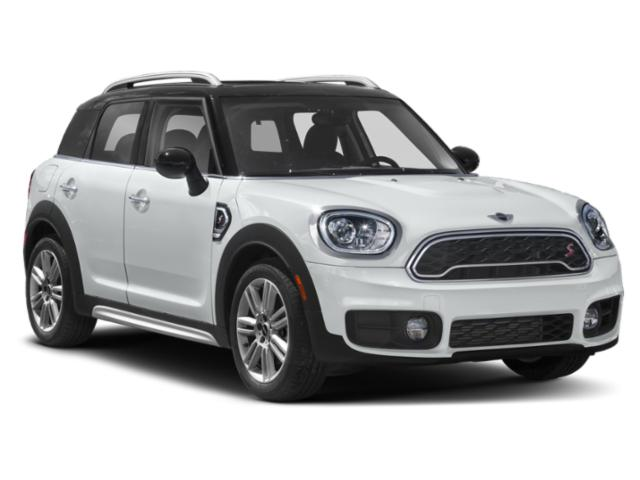 2019 MINI Countryman Pictures Countryman Cooper FWD photos side front view
