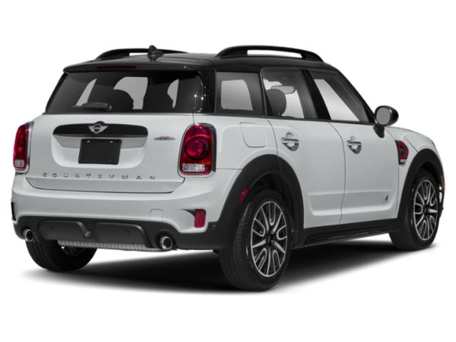 2019 MINI Countryman Pictures Countryman Cooper FWD photos side rear view