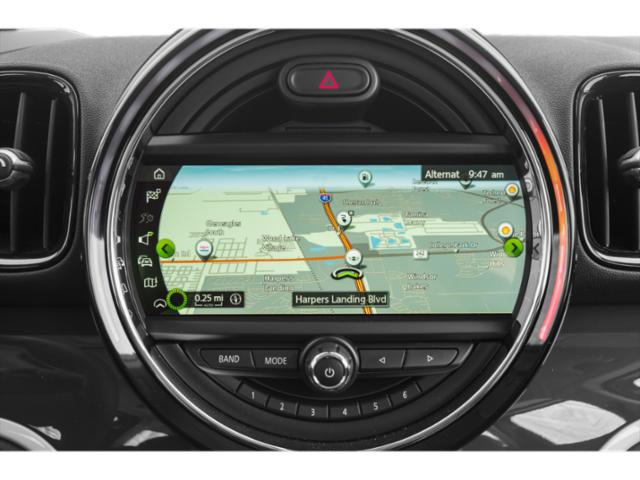 2019 MINI Countryman Pictures Countryman Cooper S E ALL4 photos navigation system