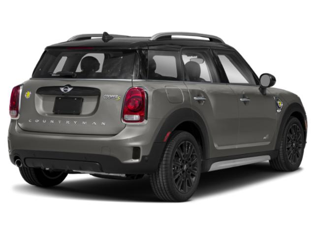 2019 MINI Countryman Pictures Countryman Cooper S E ALL4 photos side rear view