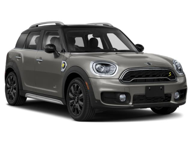 2019 MINI Countryman Pictures Countryman Cooper S E ALL4 photos side front view