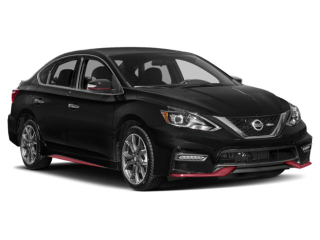 2019 Nissan Sentra Pictures Sentra SL CVT photos side front view