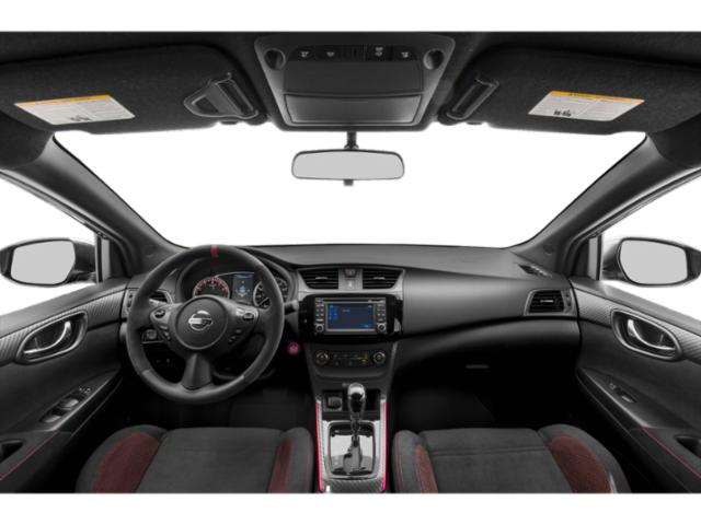 2019 Nissan Sentra Pictures Sentra SL CVT photos full dashboard