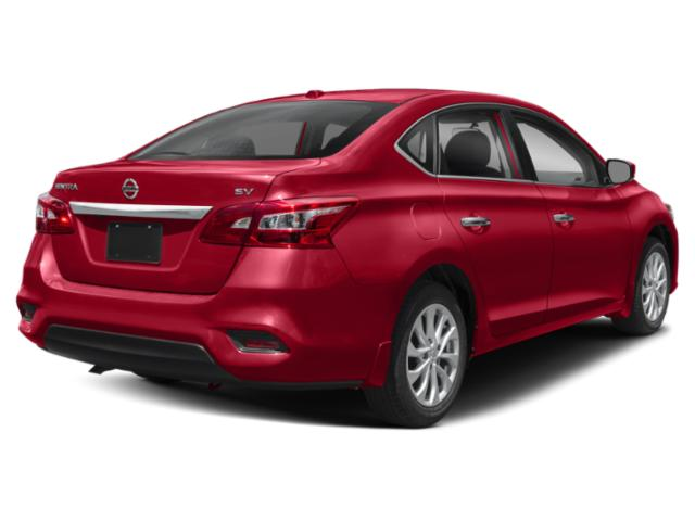 2019 Nissan Sentra Pictures Sentra NISMO Manual photos side rear view