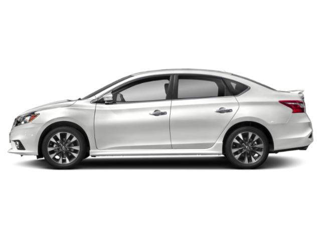 2019 Nissan Sentra Pictures Sentra NISMO Manual photos side view